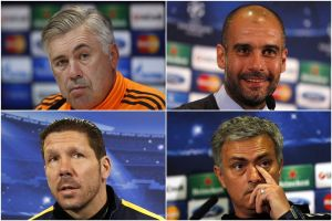 Benfica-Juventus e Bayern Monaco-Real, due finali anticipate in semi di Europa League e Champions League