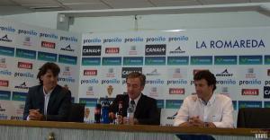 Presentados Moisés y Soler en el Real Zaragoza