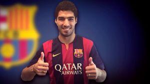 Suarez rejoint le Barca !