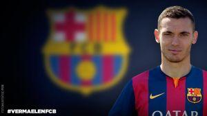 Vermaelen al Barcellona, adesso è ufficiale