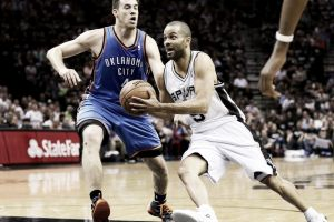 Les Spurs dominent le Thunder