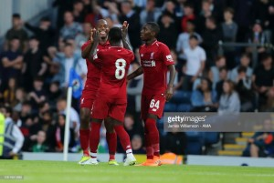 Jurgen Klopp praises Sturridge and Keita's link-up play following Blackburn victory