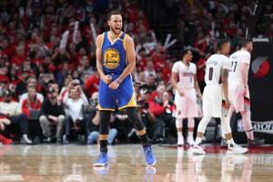 Saison des Blazers version 2016/2017 - Episode 9 : Un sweep mais Damian Lillard a pris rendez-vous avec les Warriors