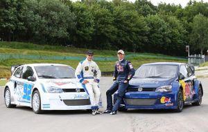 Volkswagen y Marklund Motorsport unirán fuerzas en el Mundial de RallyCross