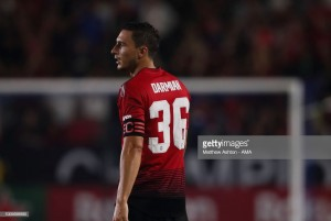 Matteo Darmian confirms he wants to leave Manchester United