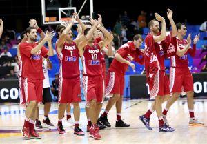 Basket, Mondiali Spagna 2014 ,Gruppo B: l'Argentina cade sotto i colpi della Croazia