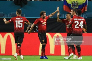 Manchester United 2-1 Real Madrid: Red Devils end US Tour with hard-fought victory in Miami