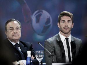 Real Madrid wants to keep Sergio Ramos