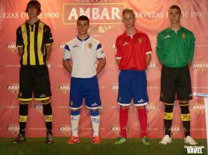 Mercury ya trabaja en las nuevas equipaciones del Real Zaragoza