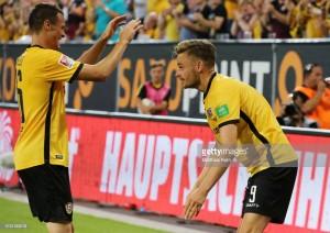 Dynamo Dresden 1-0 MSV Duisburg: Lucas Röser downs the Zebras again