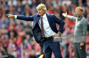 """Manuel Pellegrini: """"We need to think about the next game"""""""