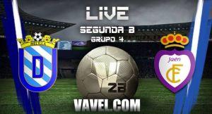 Melilla - Real Jaén en vivo y en directo online