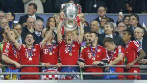 Classifica Iffhs, il Bayern Monaco la miglior squadra del 2013