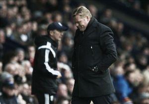 "Koeman ""realistic"" on Champions League hopes for Southampton"