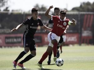 El Benfica debuta con goleada en la Youth League