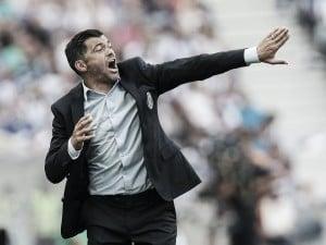 Sérgio Conceição no le teme a las bajas