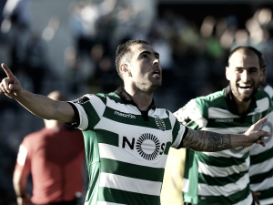 Leão ruge em Arouca: Sporting com reviravolta veloz (1-2)
