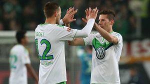 El Wolfsburgo se lleva un duelo igualado