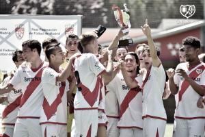 El Juvenil B, campeón de la Copa Federación