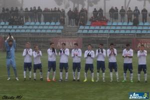 El filial del Real Zaragoza es el único equipo que todavía no conoce la derrota