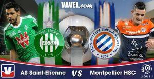 Live Ligue 1 : le match Saint-Etienne - Montpellier en direct