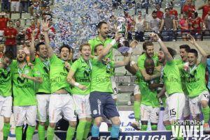 Inter Movistar, campeón de Liga por la vía rápida