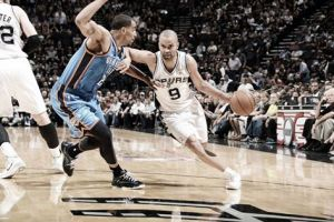 Les Spurs infligent une correction au Thunder