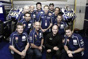 Valentino Rossi renueva el contrato dos años más con Yamaha