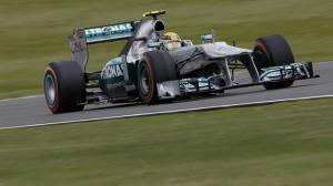 Allemagne EL1 : Hamilton met la gomme