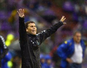 Puntuaciones del Real Valladolid 2014/15: Rubi