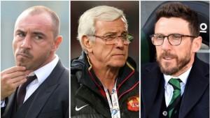 AC Milan: tres nombres para el banquillo