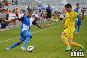 Reus Deportiu - Sabadell: penúltima prueba de pretemporada