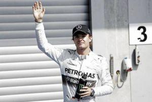 GP de Belgique : Avantage Rosberg