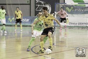 Jordi Campoy se adhiere al proyecto de Jaén FS