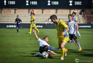 Hércules CF - Valencia Mestalla: en busca de la victoria con fines distintos