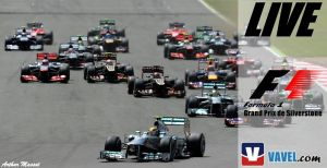 Live F1 : Le GP de Grande-Bretagne en direct