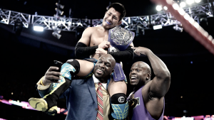 Akira Tozawa wins WWE Cruiserweight Title on RAW