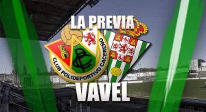CP Cacereño - Córdoba B: a por la octava victoria consecutiva en casa