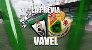 Villanovense - Cacereño: resurrección del fútbol extremeño