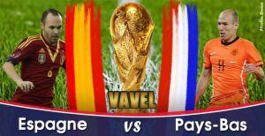 Live Coupe du Monde 2014 : Espagne vs Pays-Bas en direct