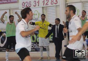 Resumen de la sexta jornada de la Segunda División de la LNFS