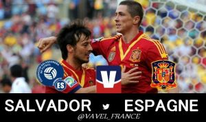 Live : Salvador vs Espagne en direct