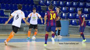 Derrota de Aspil-Vidal en su primer partido de pretemporada