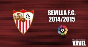 Sevilla FC 2014/2015: consolidación en las alturas