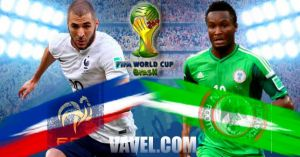 Live Coupe du Monde 2014: le match France vs. Nigeria en direct