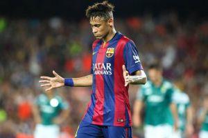 Neymar conoce el camino