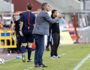 Paco Herrera, nuevo inquilino del banquillo del Real Valladolid