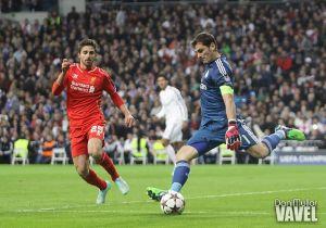 """Casillas: """"Ha sido una buena labor de equipo y estamos contentos"""""""