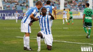 """Diamanka: """"Tal como se puso el partido, el empate es buen resultado"""""""