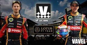 Lotus F1 Team: olvidar, aprender y mirar al futuro